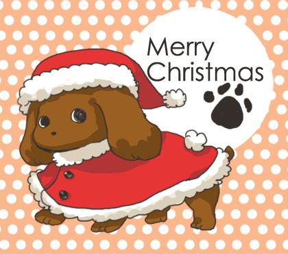 クリスマスイヴ!